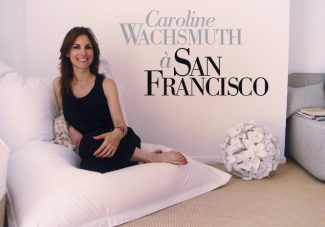 Caroline Wachsmuth à San Francisco