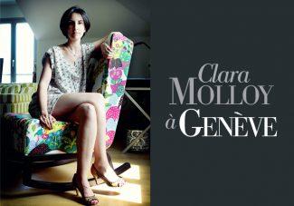 Clara Molloy à Genève