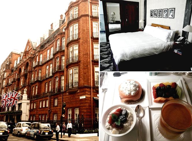 Claridge's à Londres