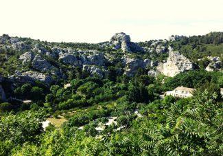 Oustau de Baumanière en Provence