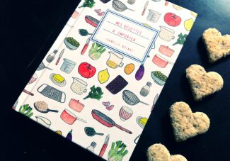 Mes Recettes A Emporter d'Isabelle Boinot