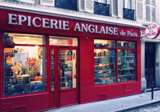 L'Epicerie Anglaise