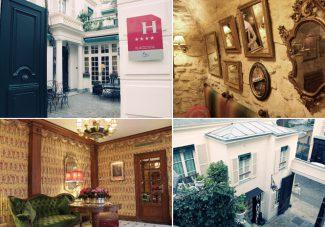 Hôtel Duc de Saint Simon à Paris