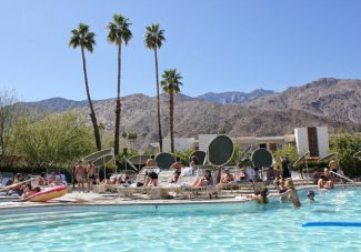 Ace Hotel à Palm Springs