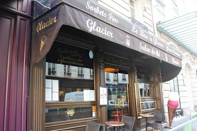 Le Bac à Glaces, Paris 7e
