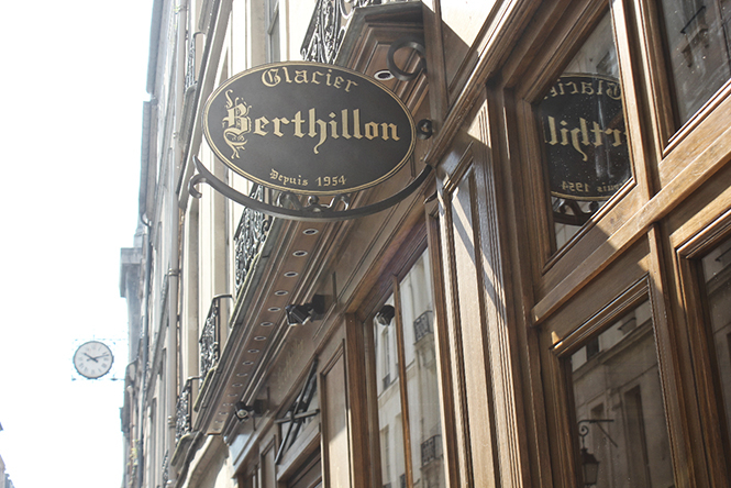 Berthillon, Paris 4e