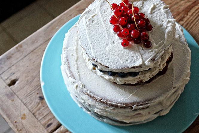 Mon birthday cake!