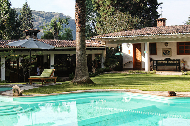 Hotel Rancho San Cayetano à Zitacuaro