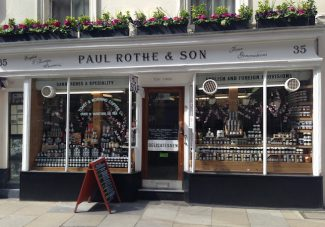 Paul Rothe and Son à Marylebone