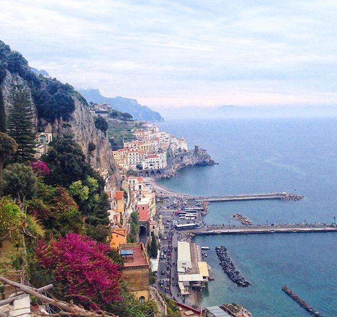 Amalfi et le Convento di Amalfi