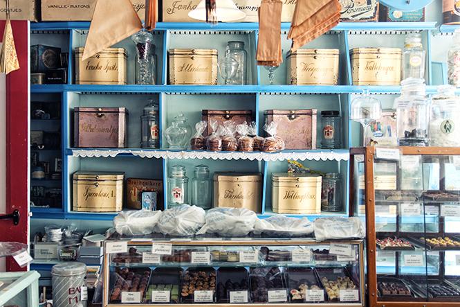 Le musée de la pâtisserie à Medemblik