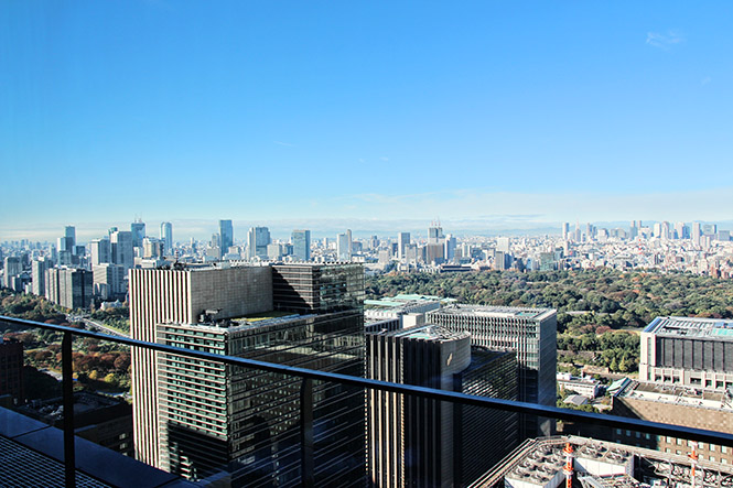 Aman Hotel à Tokyo