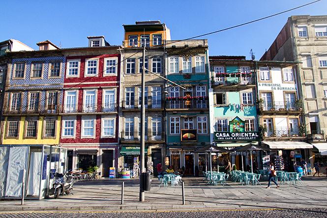 Mes adresses à Porto