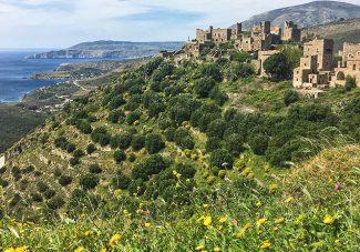 Road Trip dans le Péloponnèse #7: Autour de Gerolimenas