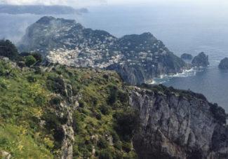 Anacapri et le Capri Palace Hotel