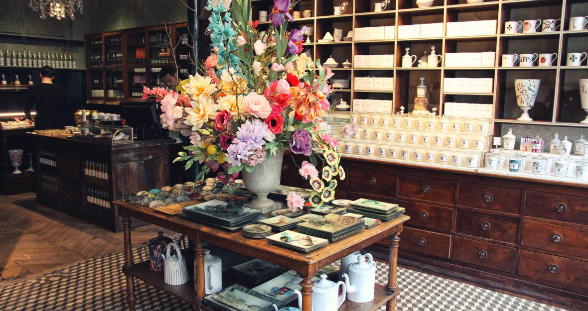 astier de villatte rue de tournon lili barbery. Black Bedroom Furniture Sets. Home Design Ideas