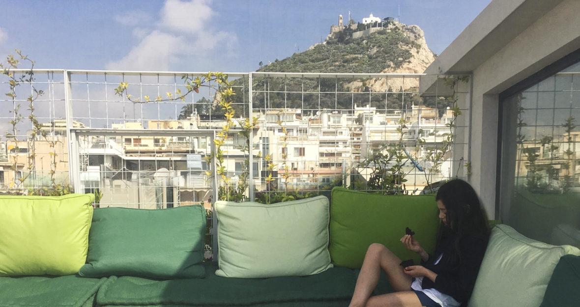 Road Trip dans le Péloponnèse #1: Coco Mat Hotel à Athènes
