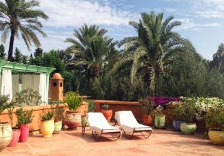 Dar Zemora à Marrakech
