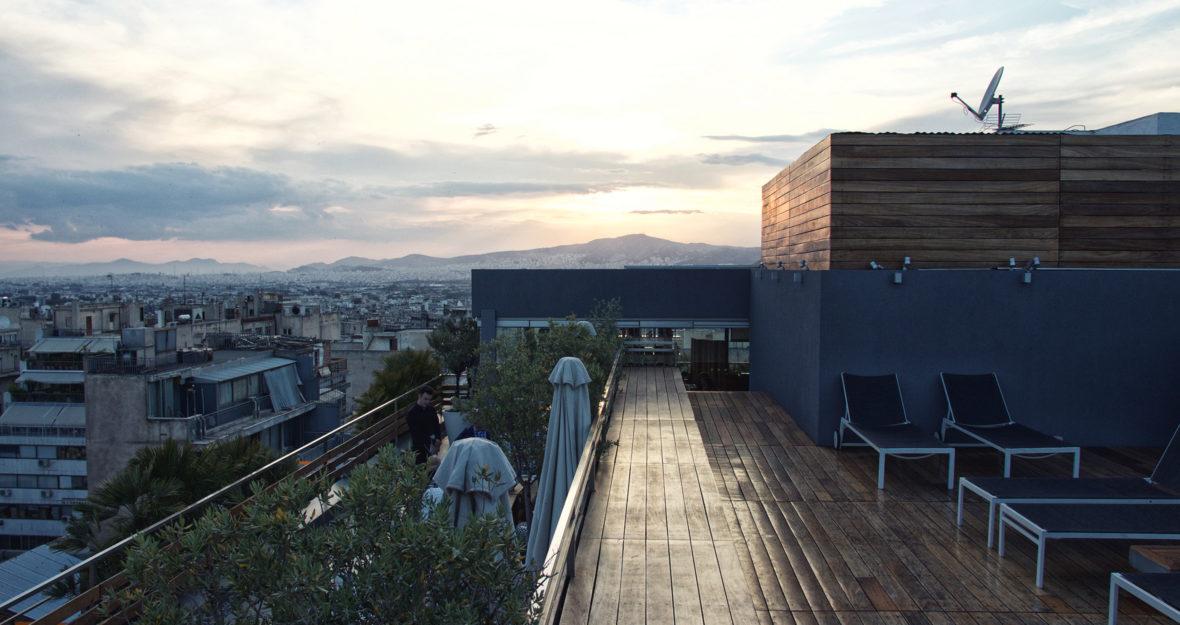 Road Trip dans le Péloponnèse #13: Fresh Hôtel à Athènes