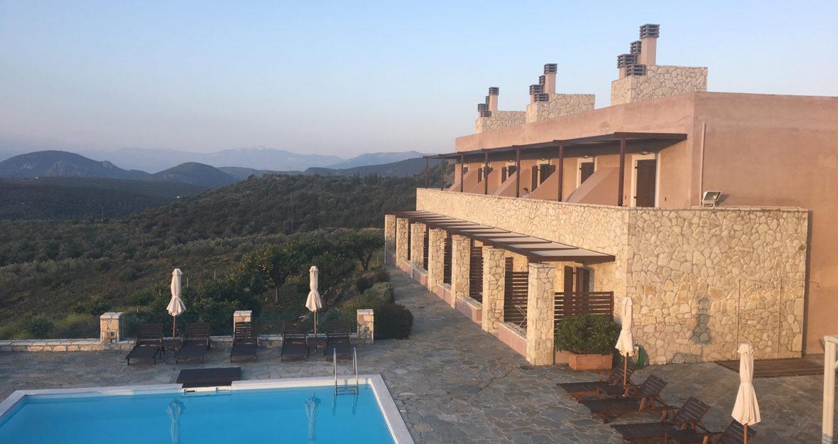 Road Trip dans le Péloponnèse #3: Nauplie et l'hôtel Perivoli