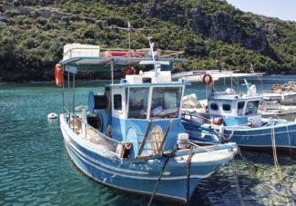 Road Trip dans le Péloponnèse #11: Autour de Kardamyli