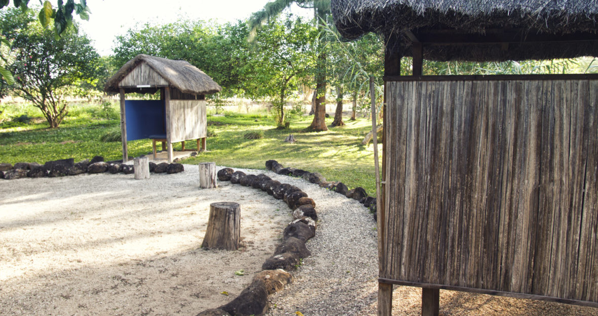 Le vortex énergétique de Riambel à l'Ile Maurice