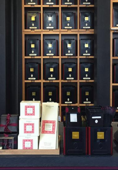 Un atelier pour apprendre à fabriquer son propre thé Dammann!