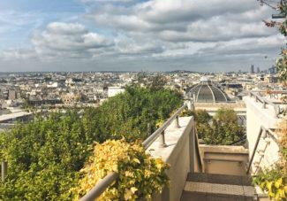 Concours Apéro Permaculture sur les toits des Galeries Lafayette
