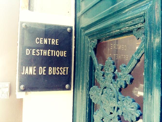 Jane de Busset