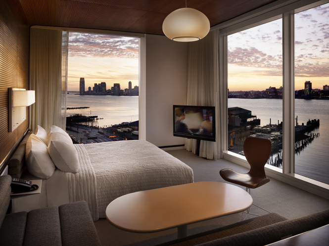 Hôtel Standard à New York