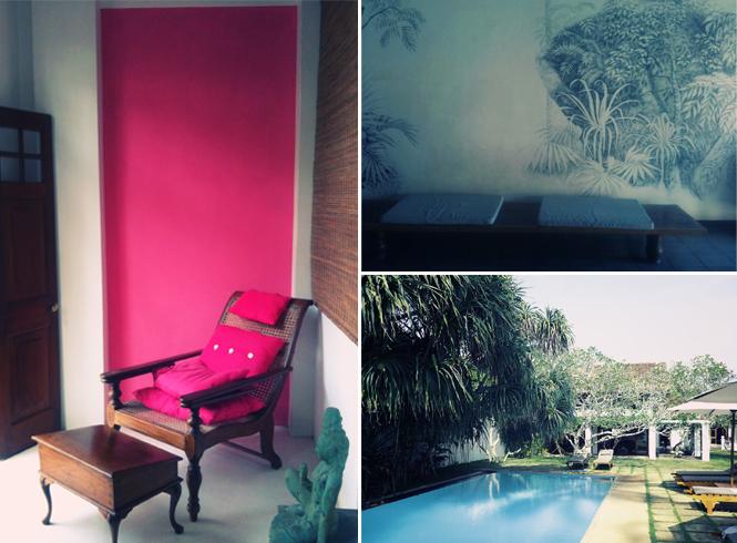 Hôtel Club Villa à Bentota, Sri Lanka