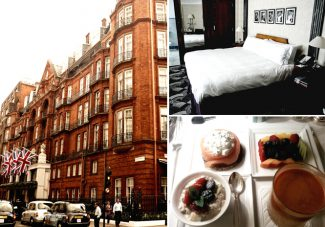 Claridge's à Londres