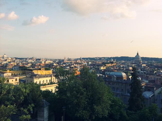 Villa Medicis à Rome