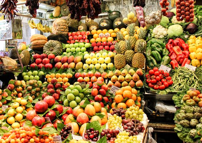 Les fruits, ça se mange!