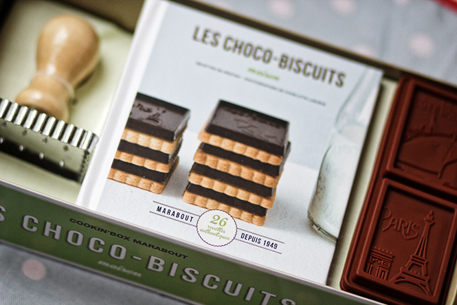 Les Choco-Biscuits de Orathay