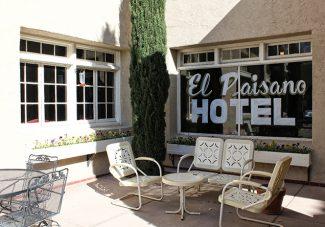 Hotel Paisano, Marfa Texas