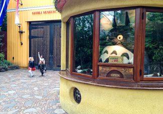 Tokyo-Kyoto #4: Daikanyama et le Musée Ghibli