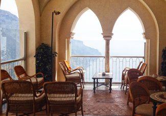 Ravello et l'hôtel Caruso