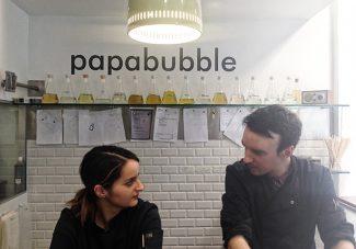 Papabubble à Paris