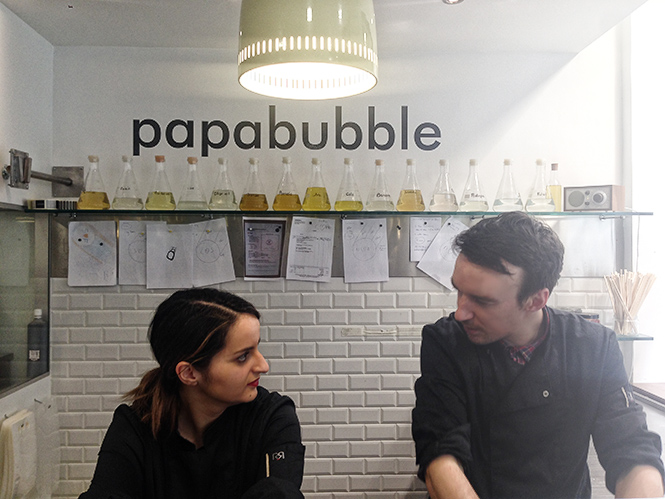 Papabubble à Paris