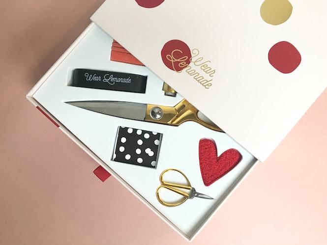 Kit de couture Wear Lemonade