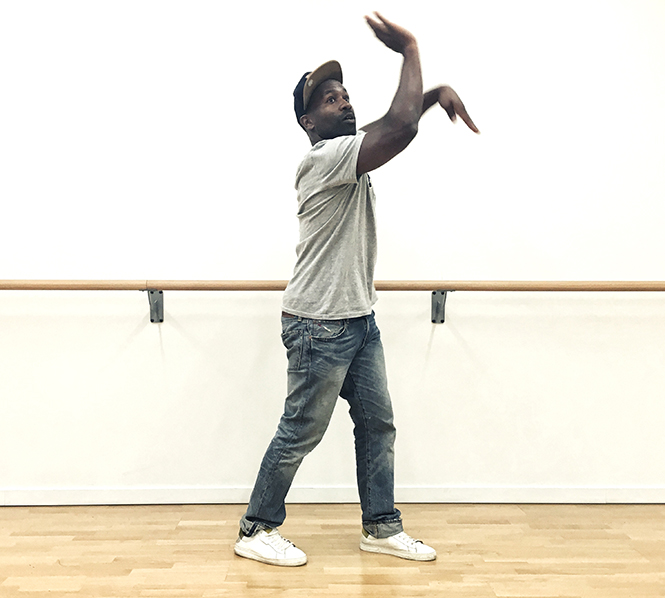 Danse Hip Hop avec Michael Bilionniere