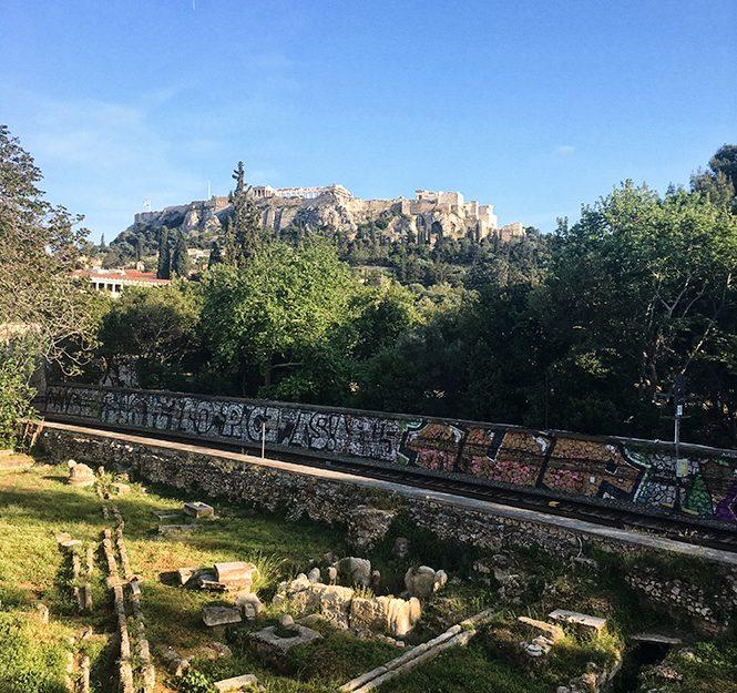 Road Trip dans le Péloponnèse #2: mes adresses à Athènes