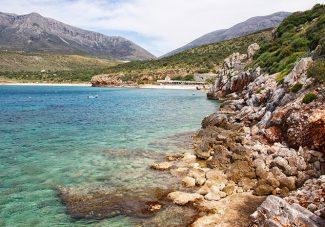 Road trip dans le Péloponnèse #9 : Autour d'Areopoli