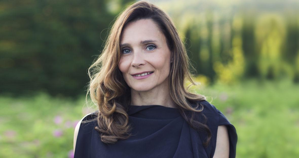 Armelle Janody, de la littérature aux champs de fleurs