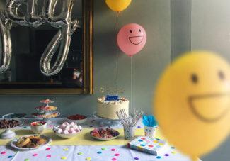 Une fête d'anniversaire au bowling