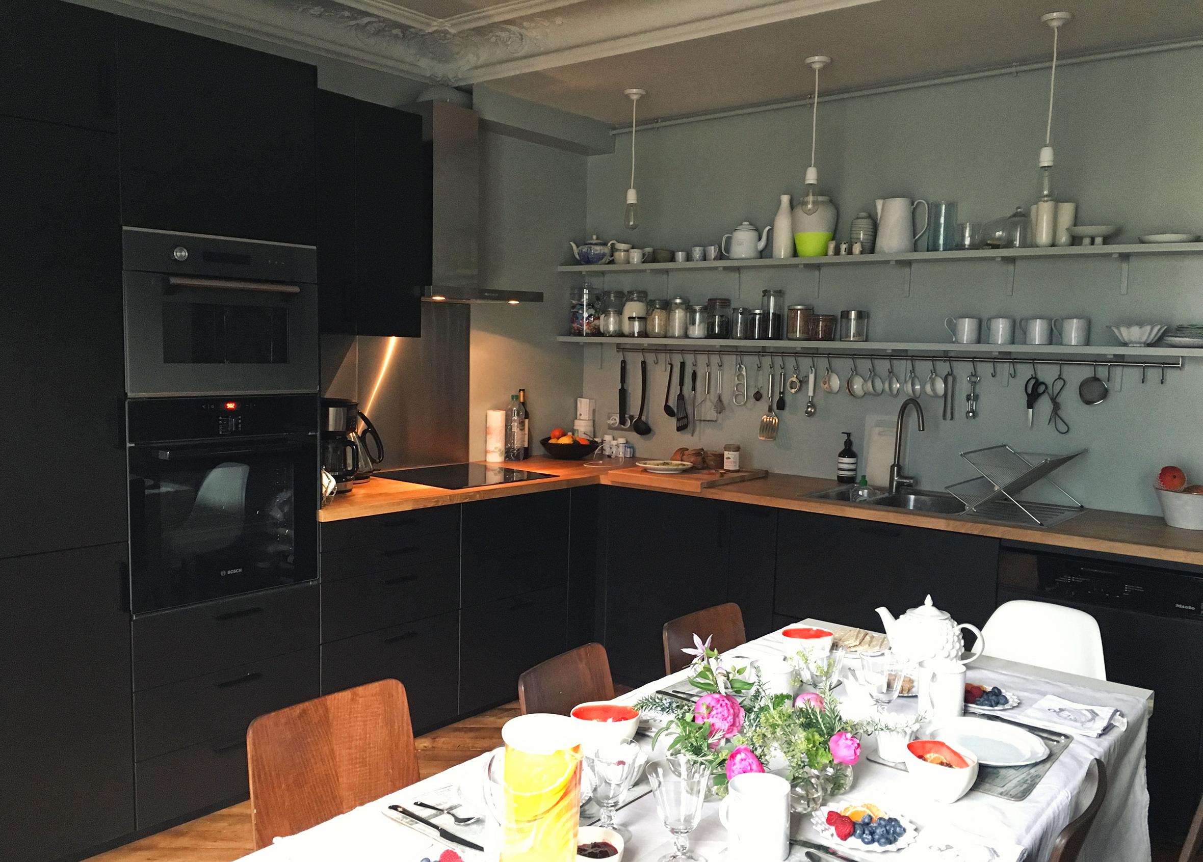 Cacher Plan De Travail Cuisine comment personnaliser sa cuisine ikea? - lili barbery