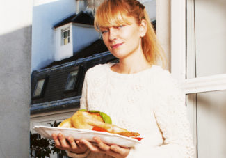 Poulet au citron de Maud Zilnyk