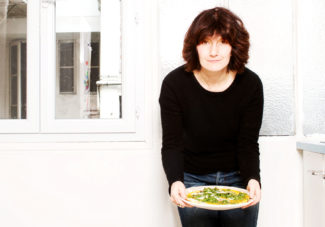 Tortilla à la coriandre de Sophie Fontanel