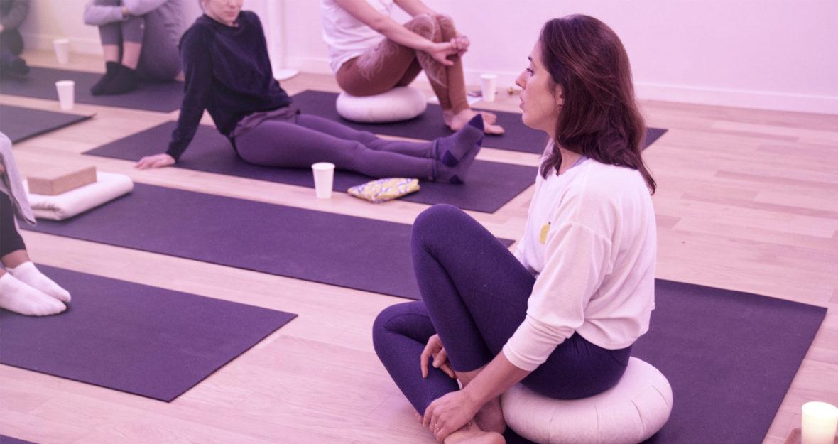 Le yoga : plus qu'une pratique sportive, un lifestyle